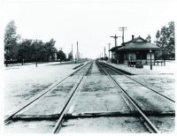 Woodbine Railroad Station