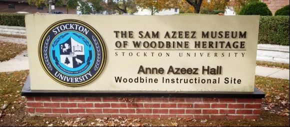 The Sam Azeez Museum of Woodbine Heritage of Stockton University