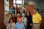 Atlantic county Holocaust Survivor Luncheon at Anne Azeez Hall