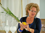 Jane discuses Sukkot and the meaning of the Lulav and Etrog